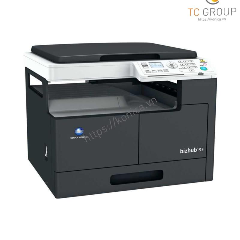 Máy photocopy Konica Minolta Bizhub 195