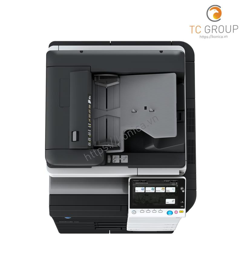 Máy photocopy Konica Bizhub 754e