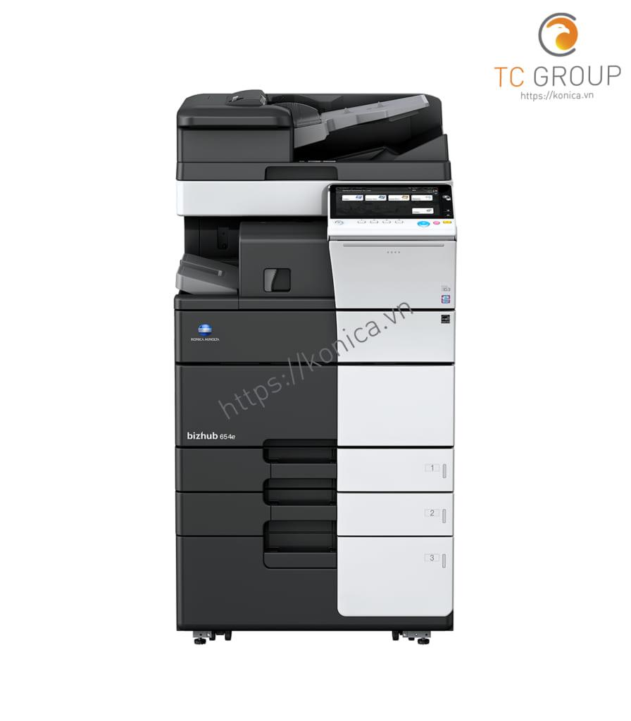 Máy photocopy Konica Minolta Bizhub 654e