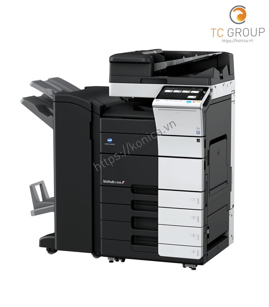 Máy photocopy Minolta Konica BIZHUB C658