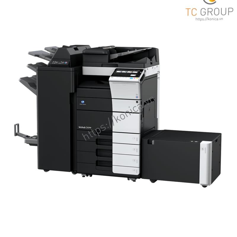 Máy photocopy Minolta Konica BIZHUB C454e