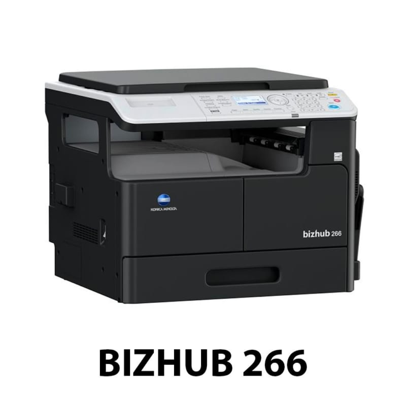 Máy photocopy Konica Bizhub 266