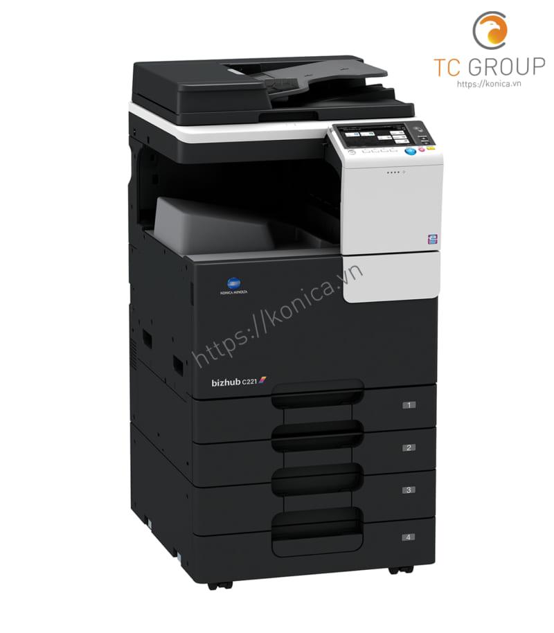 Máy photocopy Konica C221