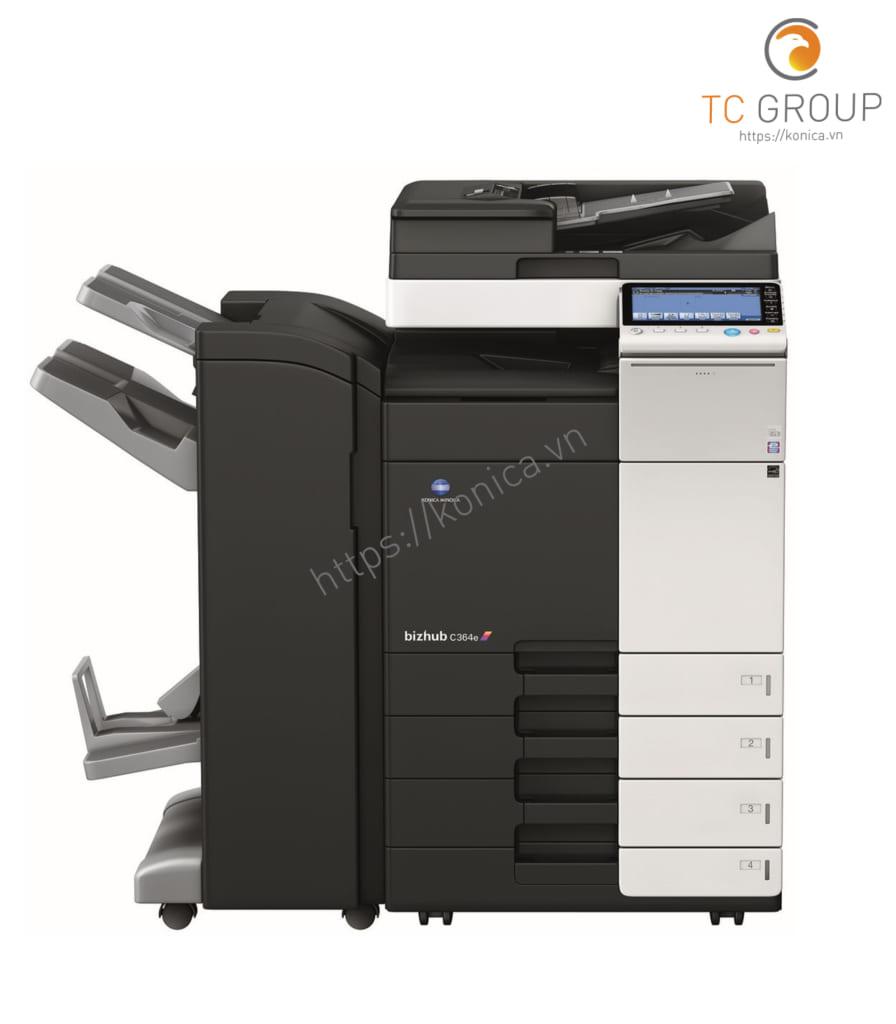 Máy photocopy Minolta Konica BIZHUB C364e chính hãng