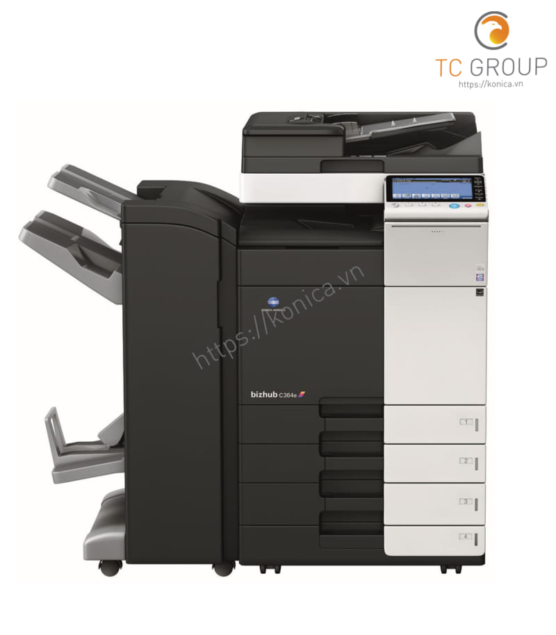 Máy photocopy Konica Minolta Bizhub C364e