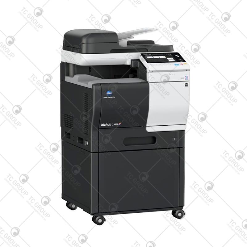 Máy photocopy Minolta Konica BIZHUB C3851 được phân phối chính thức tại TC Group