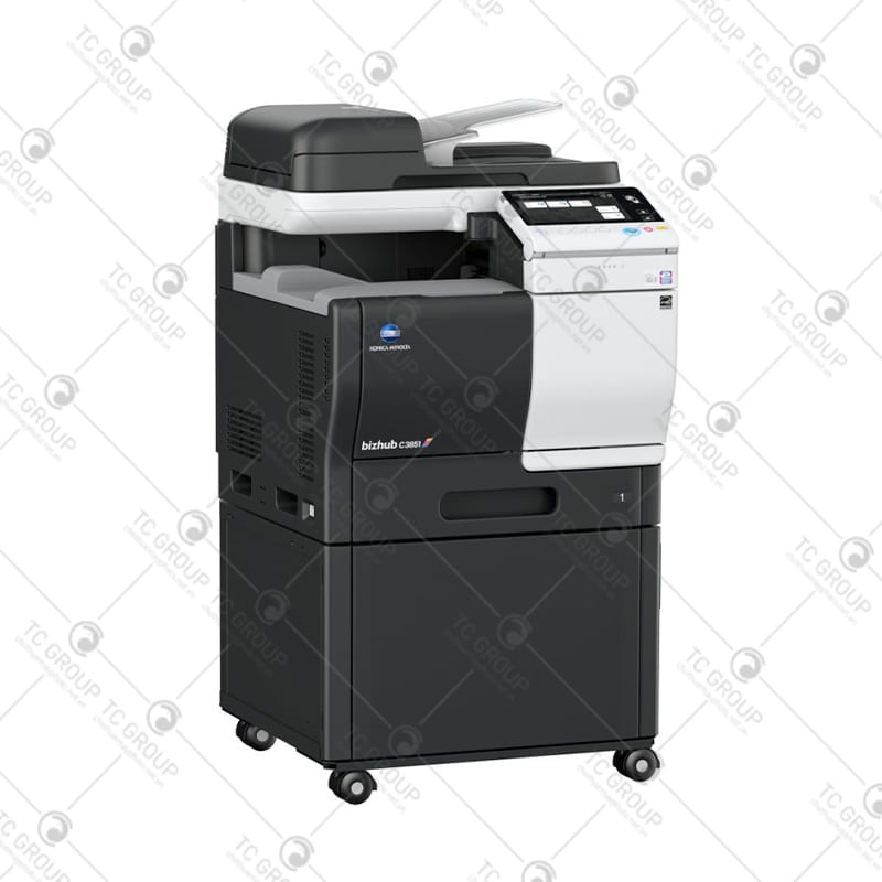 Máy photocopy Minolta Konica BIZHUB C3851 chính hãng giá rẻ
