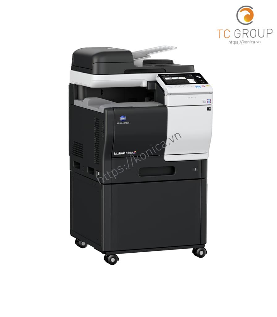 Máy photocopy Konica BIZHUB C3351 tiết kiệm điện năng