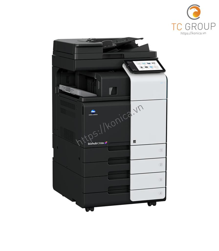 Máy photocopy Minolta Konica BIZHUB C308e chính hãng giá tốt