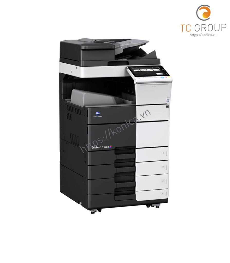 Máy photocopy Minolta Konica BIZHUB C458e chính hãng
