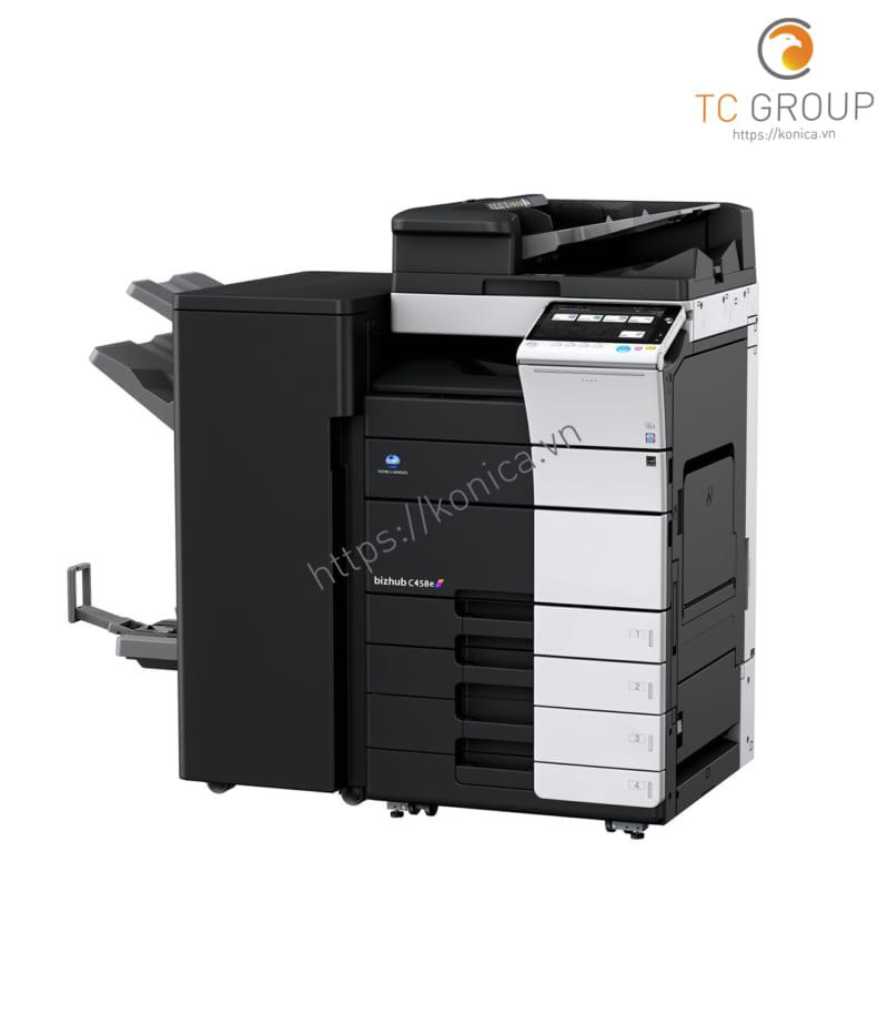 Máy photocopy Minolta Konica BIZHUB C458e chính hãng, giá tốt