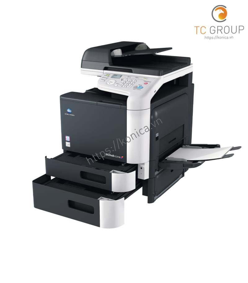 Máy photocopy Konica BIZHUB C3110