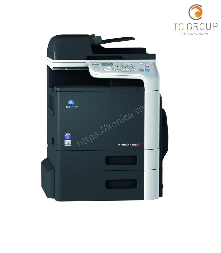 Máy photocopy Konica BIZHUB C3110 chính hãng, giá tốt