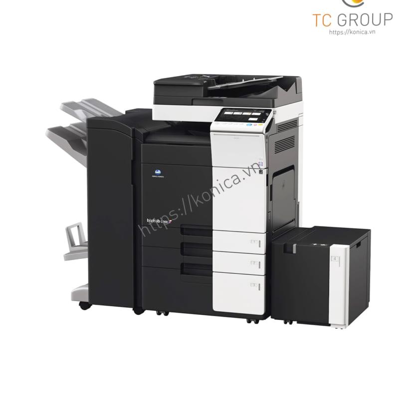 TC Group bán máy photocopy Konica BIZHUB C368e chính hãng 100%
