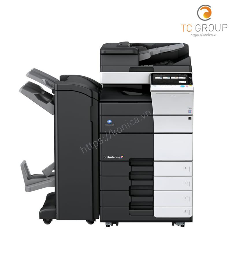 Máy photocopy Minolta Konica BIZHUB C458 chính hãng, giá tốt