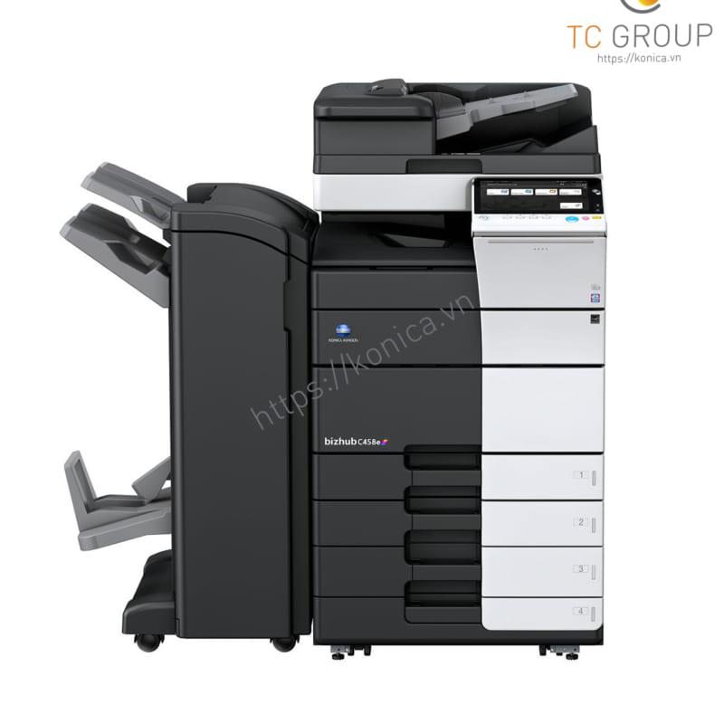 Máy photocopy Minolta Konica BIZHUB C458e