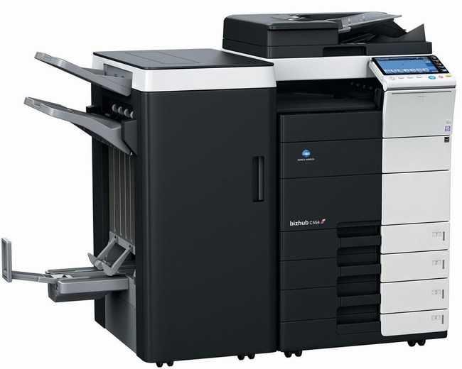 Máy Photocopy Konica Bizhub 554e Hiện đại- Lịch lãm - Siêu tiết kiệm