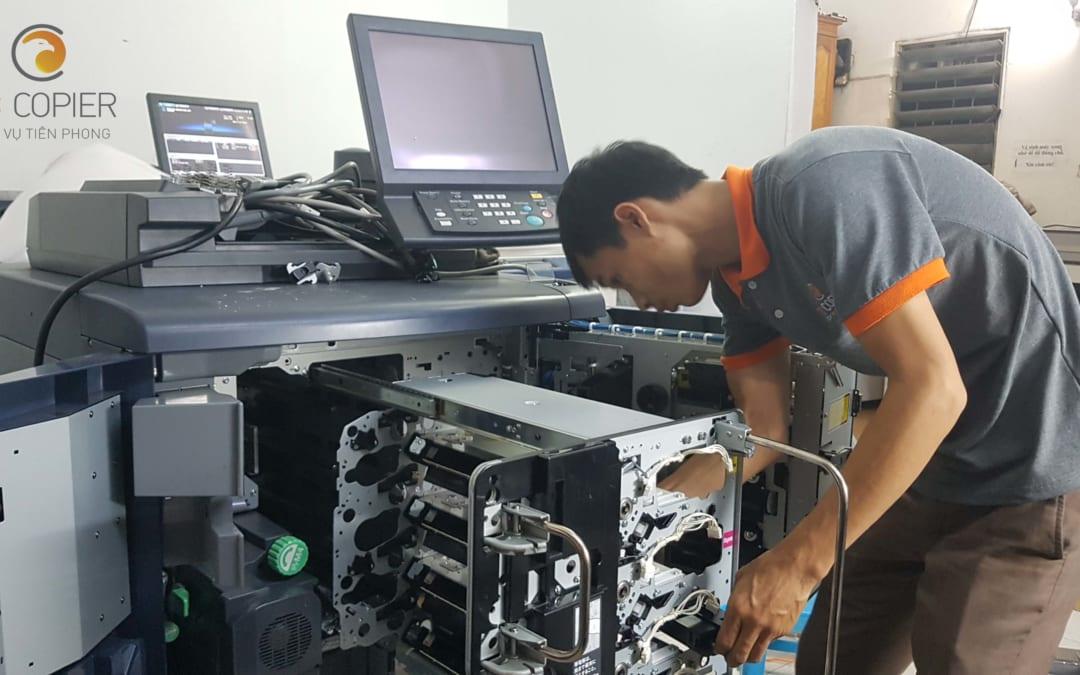 Đơn vị cho thuê máy photocopy ở đâu uy tín chất lượng
