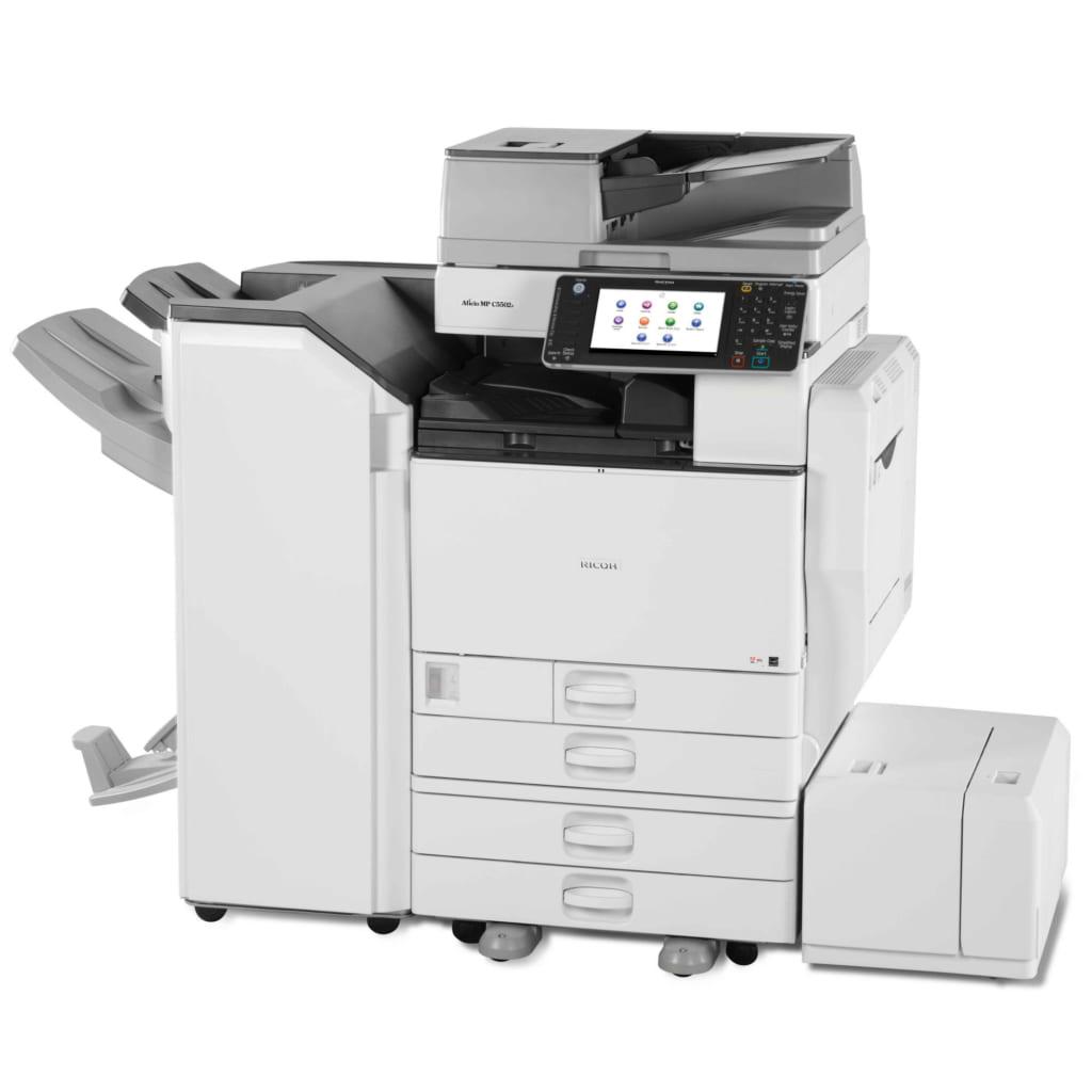 Ricoh Mp 5002 dòng máy phù hợp với các công ty hiện nay