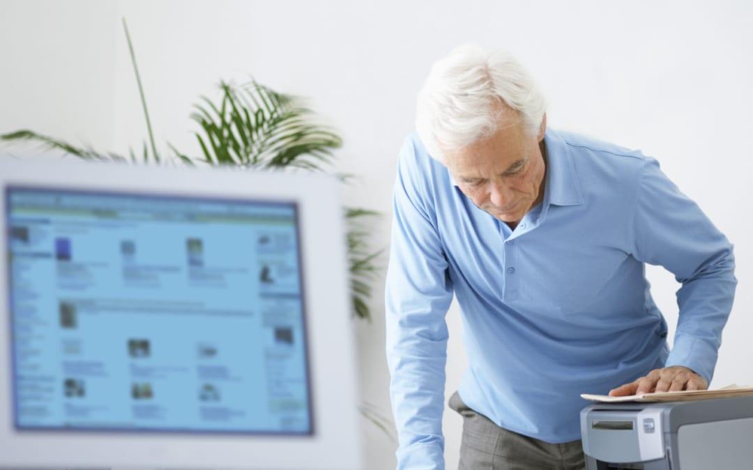 Lựa chọn – Bảo trì máy photocopy mới