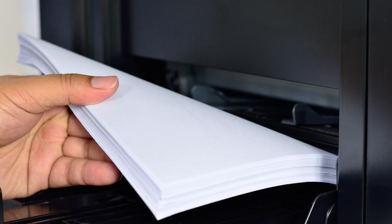 Tiết kiệm giấy