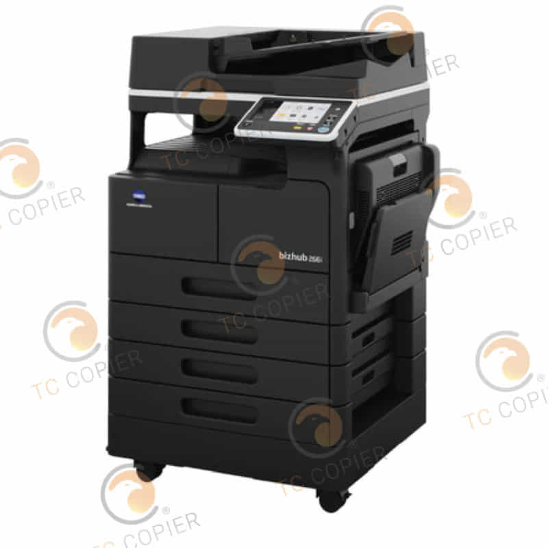 Konica Minolta Bizhub 266i Right(Options)