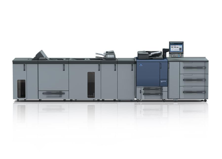 Hệ thống máy in công nghiệp KONICA MINOLTA Bizhub PRESS C2060 / C2070/C2070P