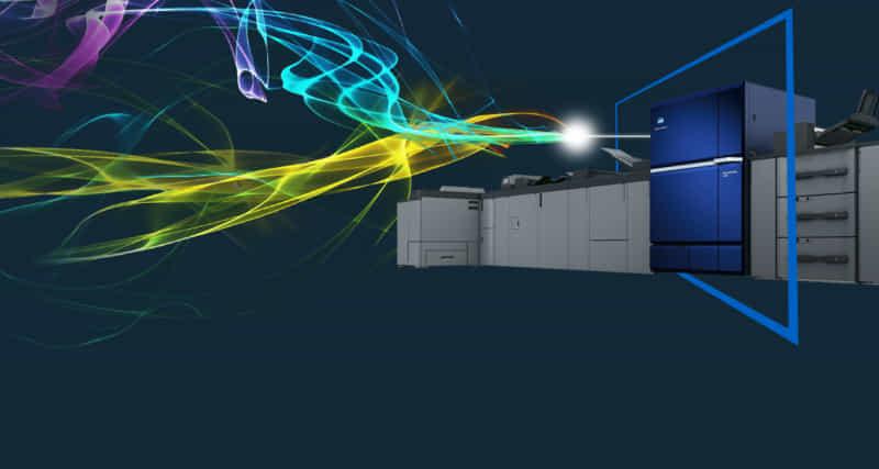 Máy Konica Công nghiệp & Sản xuất