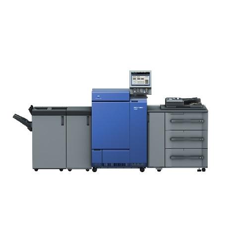 Máy in công nghiệp KONICA MINOLTA Bizhub PRESS C1100 / C1085