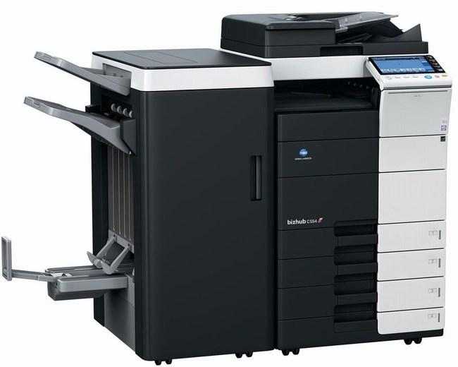 5 cách sửa chữa máy photocopy Konica Minolta Bizhub C554/C554e