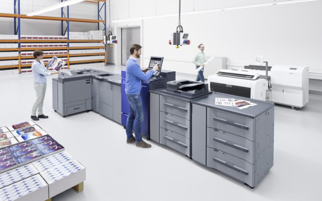 Konica Minolta Accurio Press C12000/C14000 – Lựa chọn hoàn hảo cho doanh nghiệp