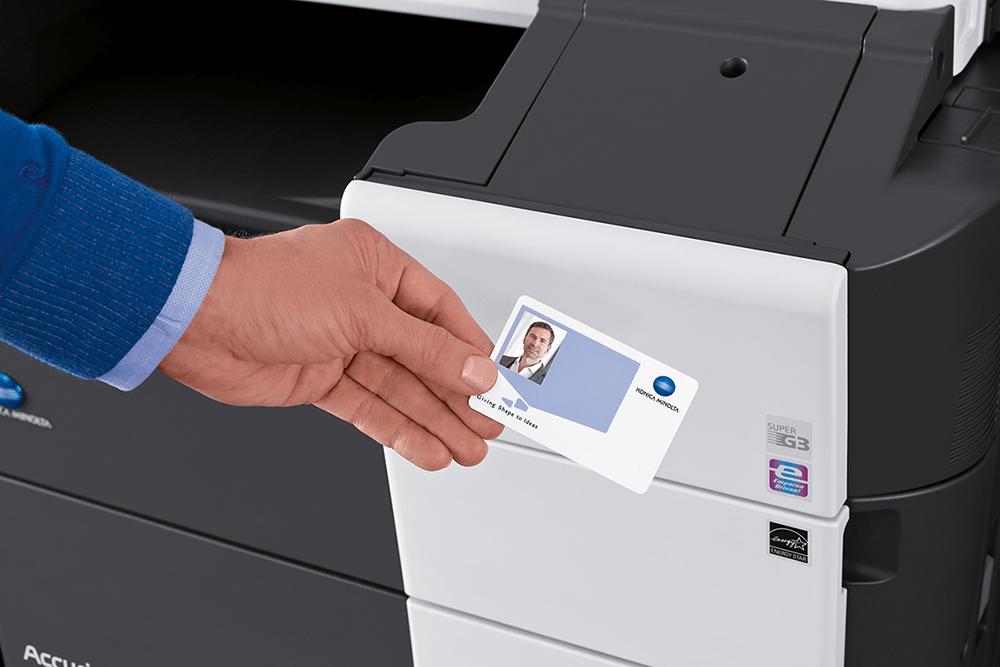 Máy in công nghiệp Konica Minolta Accurio Print C759 có phù hợp với văn phòng không?