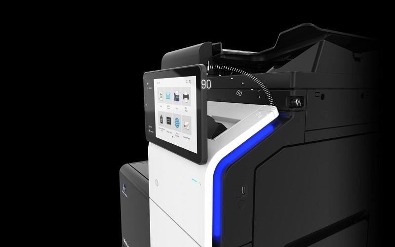 Cho thuê máy photocopy tại văn phòng ngân hàng giá rẻ, chính hãng