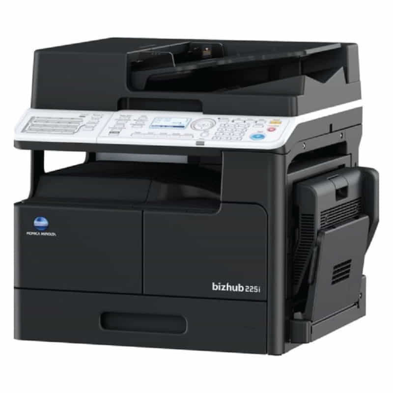 Konica Minolta Bizhub 225i- TC Group Việt Nam Right