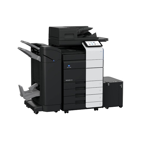 Konica Minolta Bizhub 450i(options)