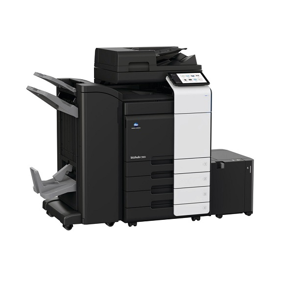 Konica Minolta Bizhub C360i left option