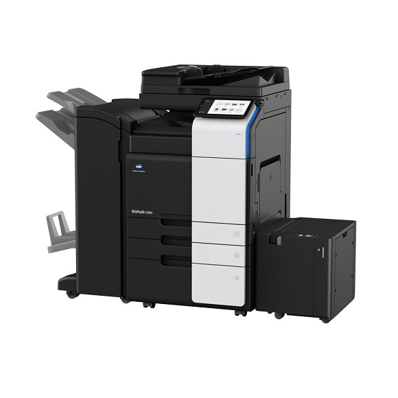 Konica Minolta Bizhub C360i right option
