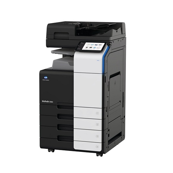 Konica Minolta Bizhub C360i right