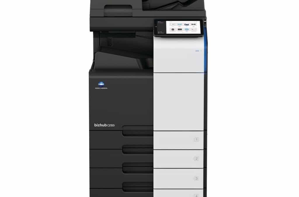 Máy photocopy Konica Minolta Bizhub C227i