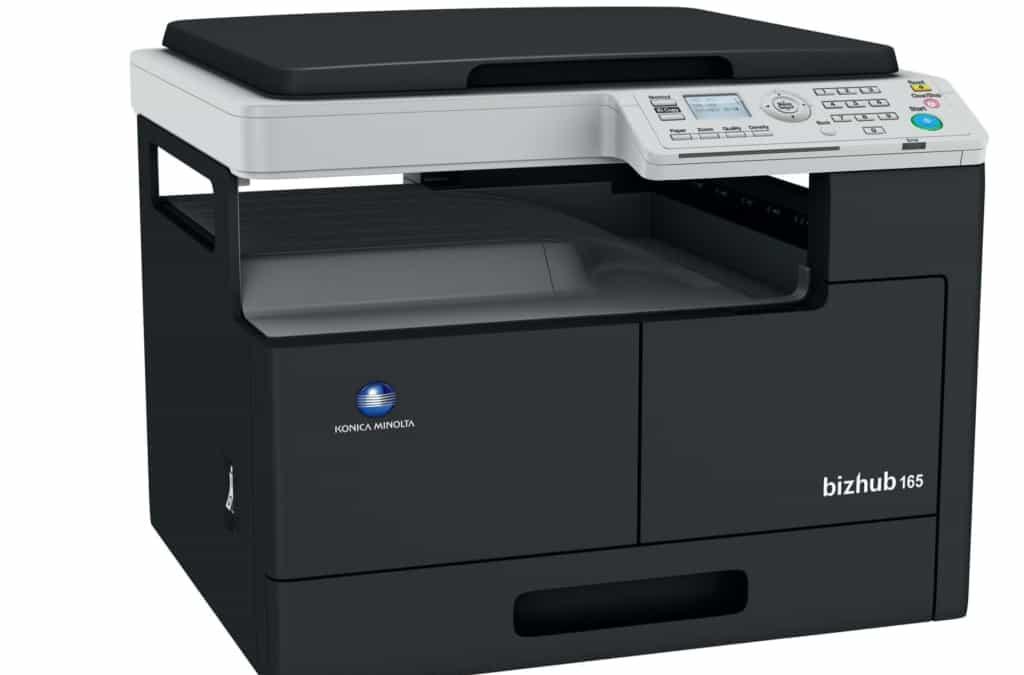 Top máy photocopy văn phòng nhỏ Konica tốt nhất
