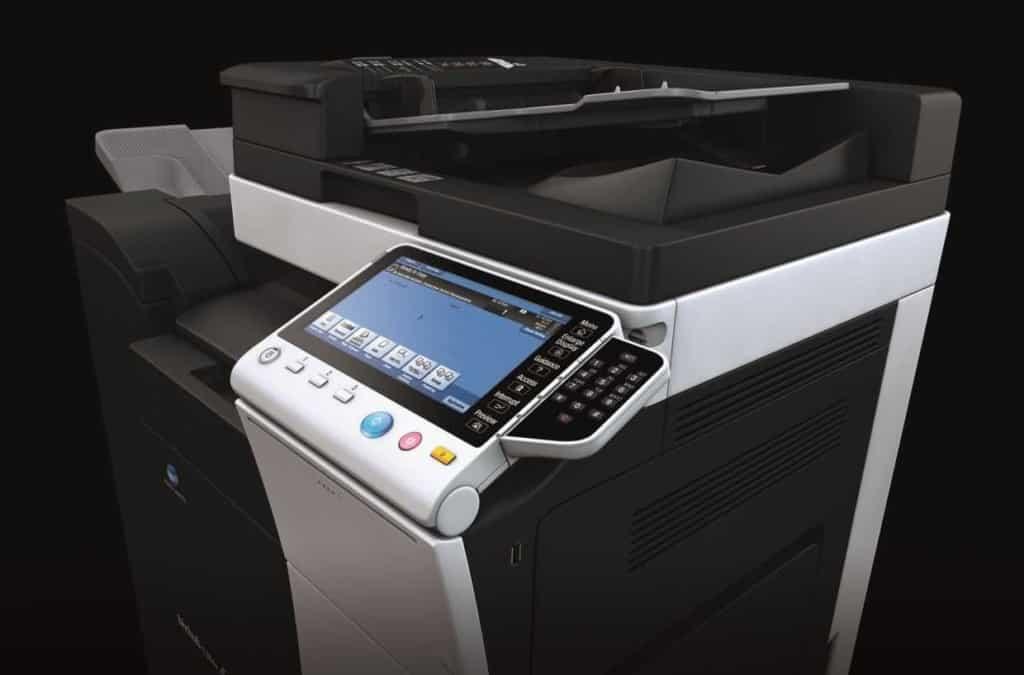 Máy photocopy nhập khẩu uy tín giá rẻ
