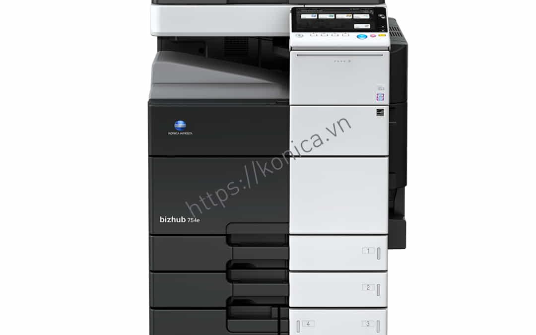 Cho Thuê Máy Photocopy Konica Chất Lượng Giá Rẻ